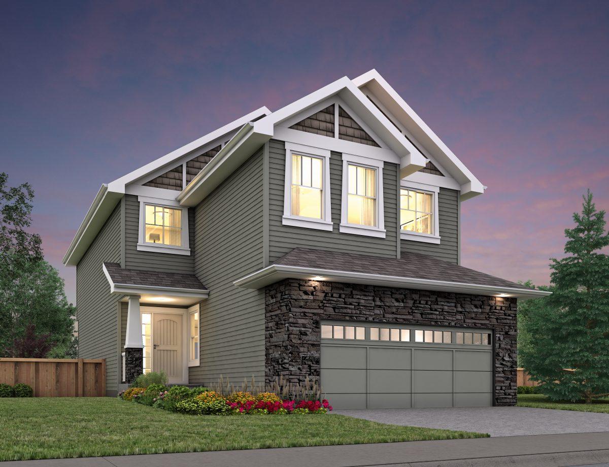 Landmark – Front Garage Homes